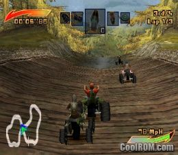 ATV Mania ROM (ISO) Download for Sony Playstation / PSX - CoolROM.com