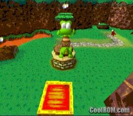 Croc Legend Of The Gobbos ROM ISO Download For Sony Playstation PSX