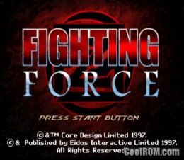 Image result for fighting force demo