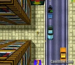Grand Theft Auto ROM (ISO) Download for Sony Playstation / PSX - CoolROM.com.au