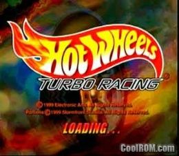 Hot Wheels - Turbo Racing ROM (ISO) Download for Sony Playstation / PSX - CoolROM.com