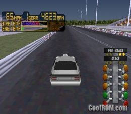 IHRA Drag Racing ROM (ISO) Download for Sony Playstation / PSX - CoolROM.com