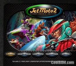 Jet Moto 2 (v1.1) ROM (ISO) Download for Sony Playstation / PSX - CoolROM.com