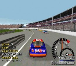 NASCAR 2000 ROM (ISO) Download for Sony Playstation / PSX - CoolROM.com