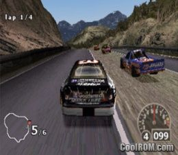 NASCAR Rumble ROM (ISO) Download for Sony Playstation / PSX - CoolROM.com