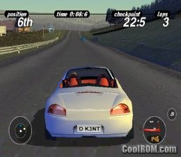 Porsche Challenge ROM (ISO) Download for Sony Playstation / PSX - CoolROM.com