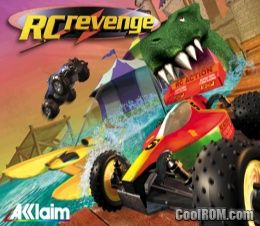 RC Revenge (Europe) ROM (ISO) Download for Sony Playstation / PSX - CoolROM.com