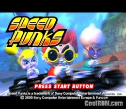 Speed Punks ROM (ISO) Download for Sony Playstation / PSX - CoolROM.com