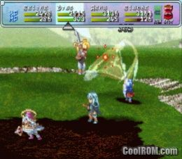 Star Ocean The Second Story Disc 1 ROM ISO Download For Sony Playstation PSX