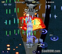 Strikers 1945 ROM (ISO) Download for Sony Playstation / PSX - CoolROM.com