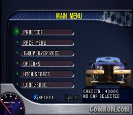 Test Drive 6 ROM (ISO) Download for Sony Playstation / PSX - CoolROM.com