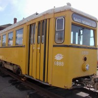 Photos of National City Depot museum and streetcars!