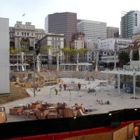 New Horton Plaza Park almost ready to open!