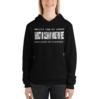 Funny Quotes About Children Unisex Slogan Hoodie