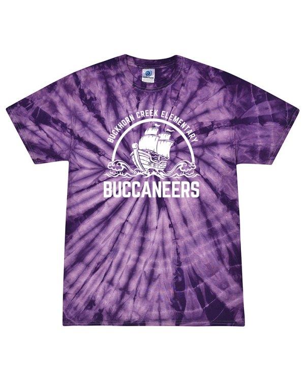 Buckhorn Creek Tie-Dye Shirts