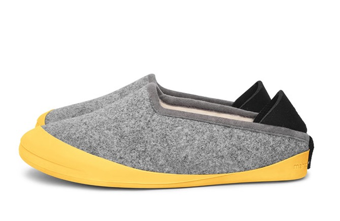 The coolest slipper you can buy.