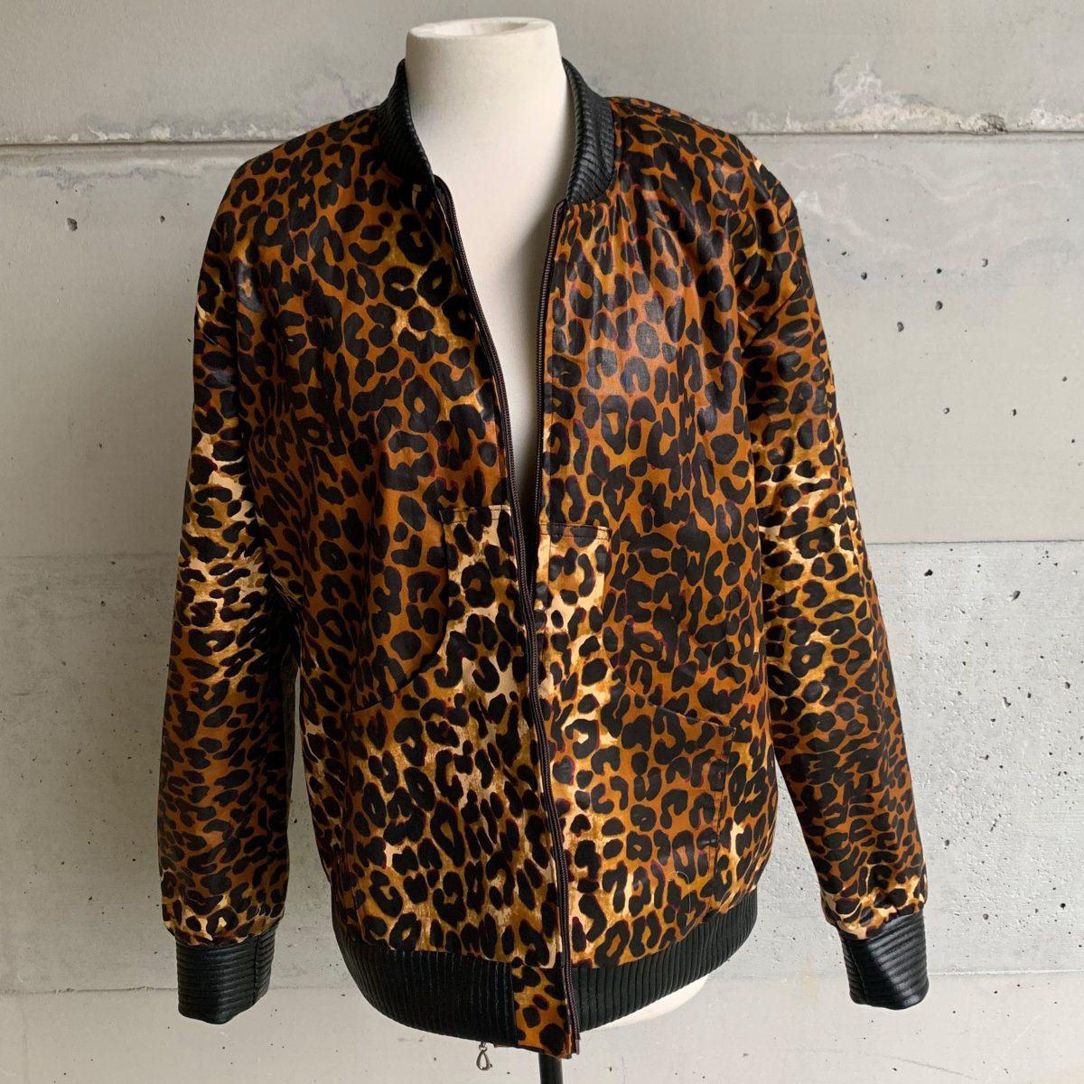 Jacke Leopard