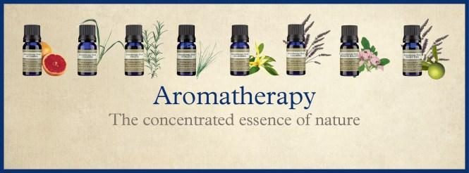 Neal's Yard aromatherapy oils