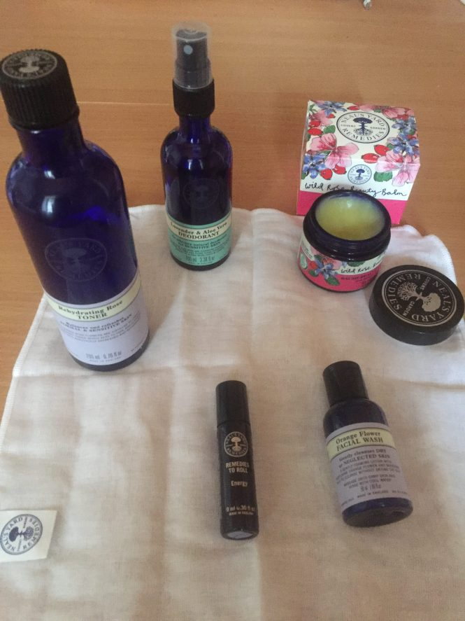 neals yard remedies organic cosmetics