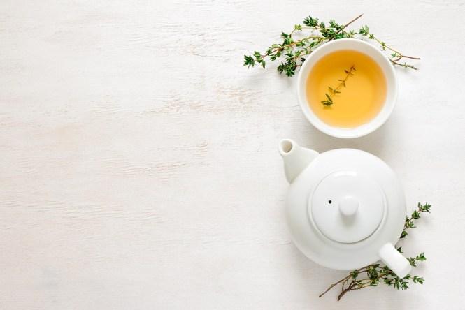 chamomile tea and herbal teas for health