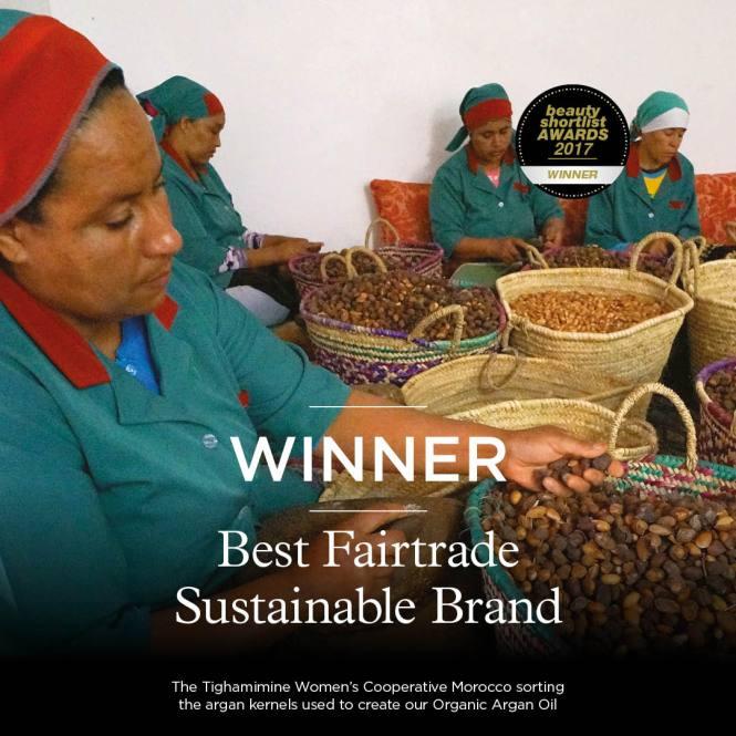 best fairtrade award