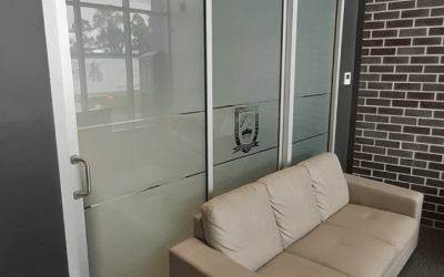 Creative Uses of Frosted Window Film in the Home or Office