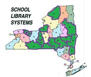 Map of SLS Regions