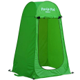 green pop up pod