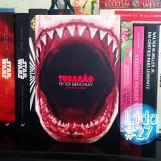 Tubarão, de Peter Benchley