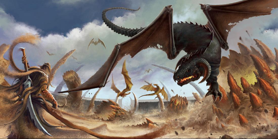 Resultado de imagem para fantasy concept art sand