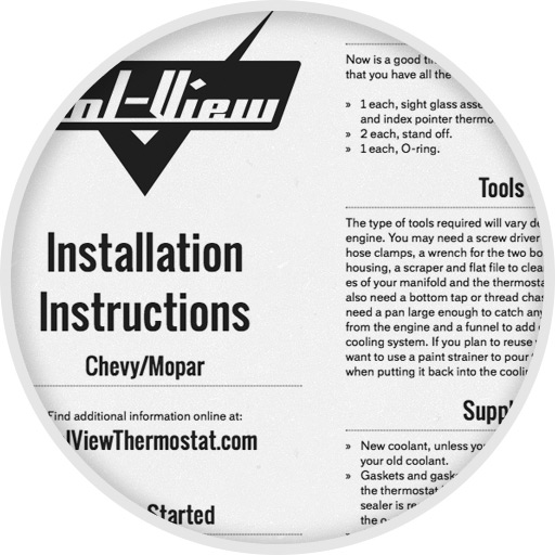 Installation is easy.