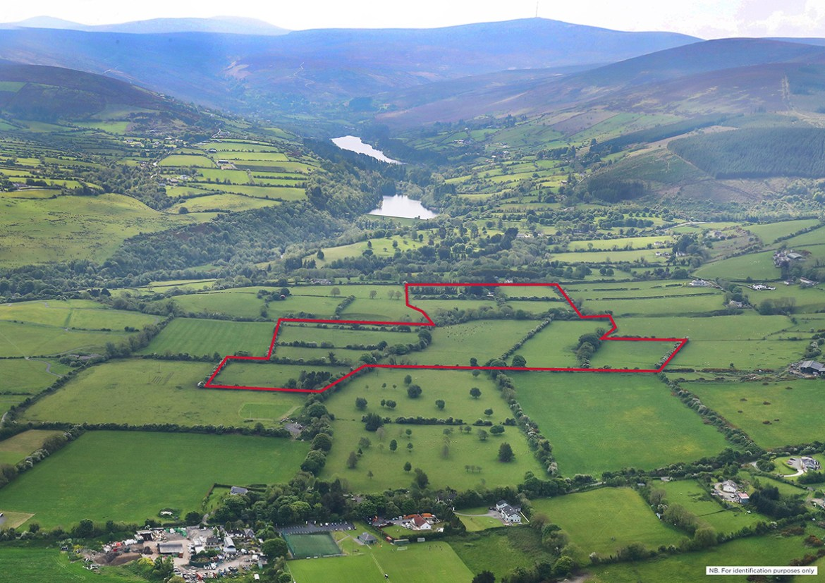 SOLD – c. 62 acres and residence in Ballymana and Ballymaice, Tallaght, Dublin 24