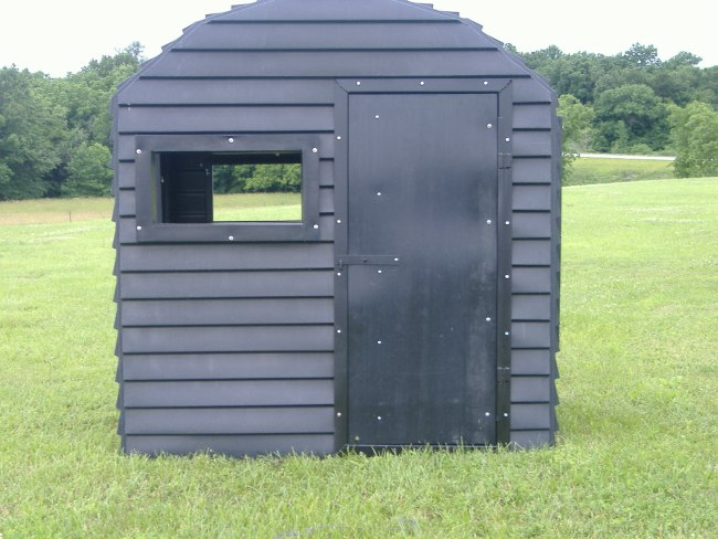 Hunting Blind – 4′ X 6′ – Coon Manufacturing