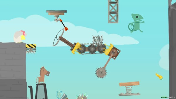 Ultimate Chicken Horse – описание игры, информация про ...