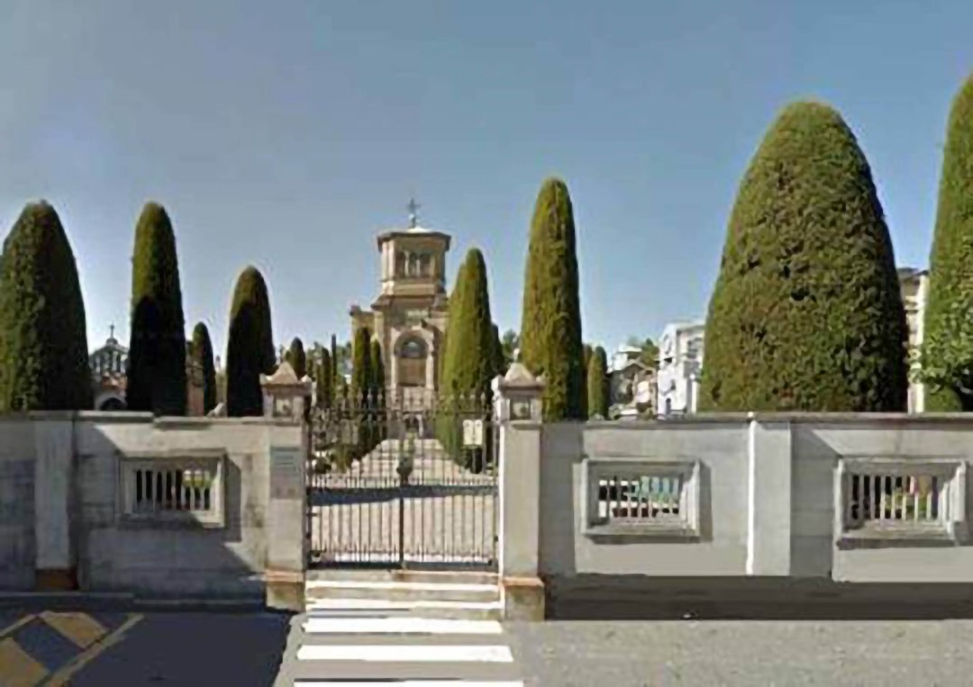 Varese – A neat and tidy cemetery is ready to welcome the citizens