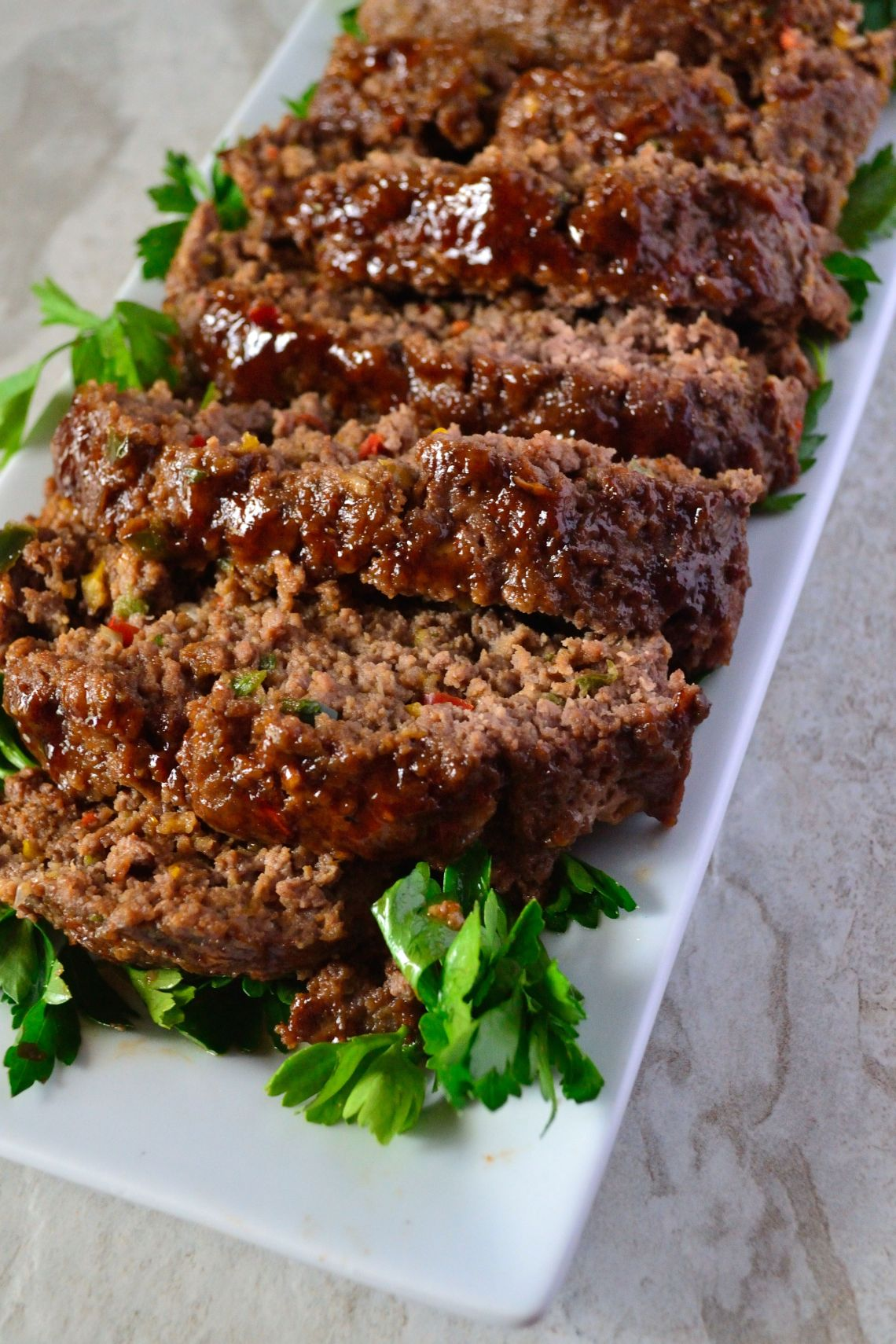 Sweet and Savory Meatloaf