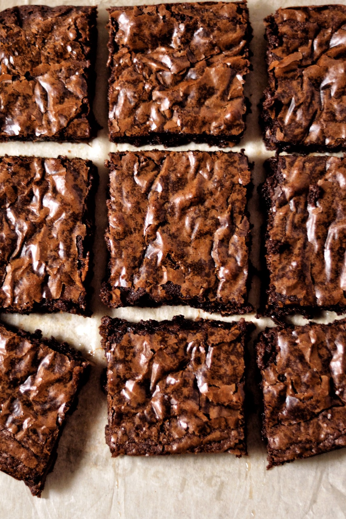 The BEST Fudgy Brownies Recipe EVER!