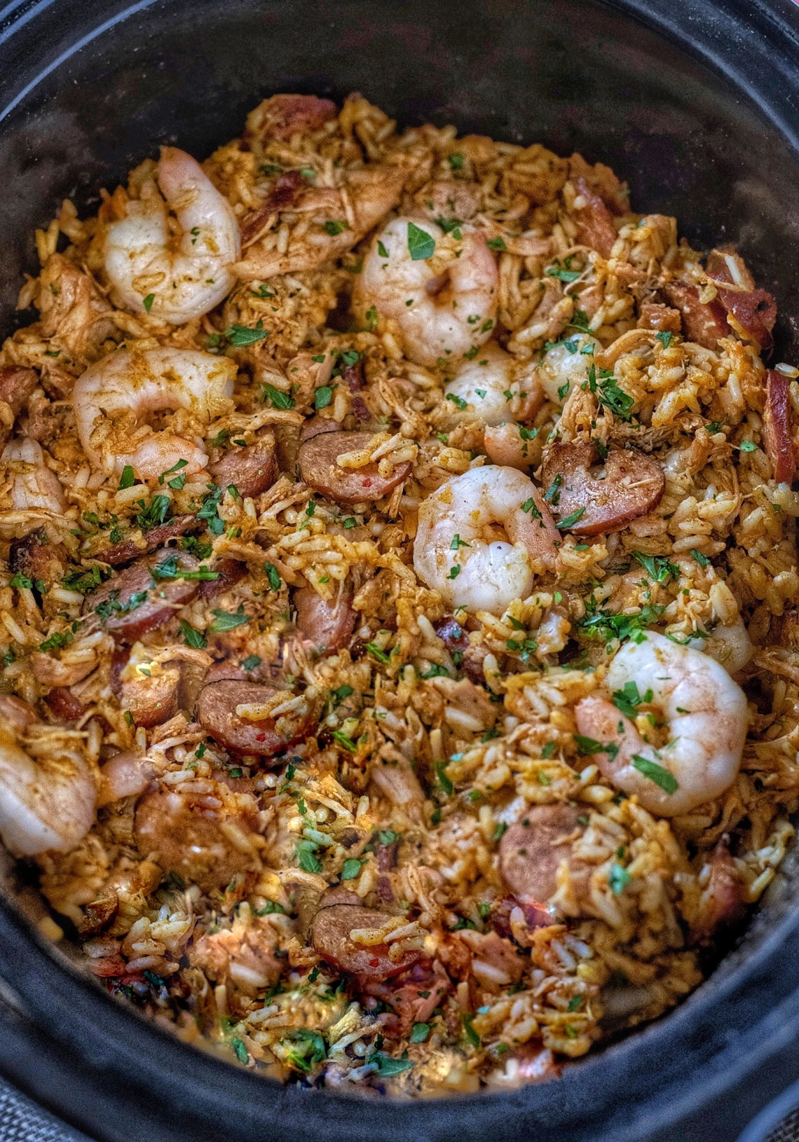 Crock-Pot Jambalaya Recipe