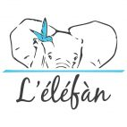 L'élèfàn - Logo
