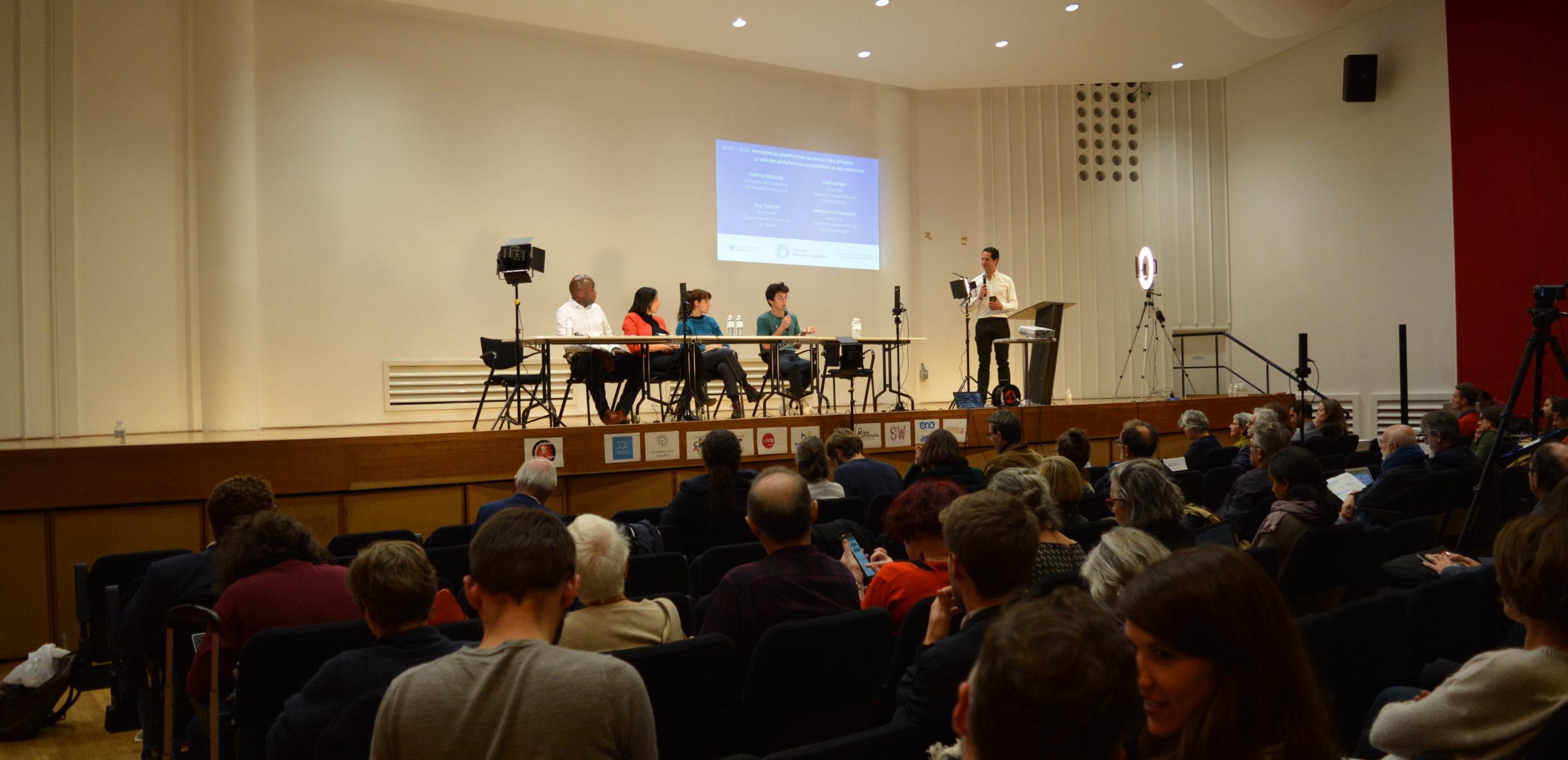 Forum Plateformes Coopératives