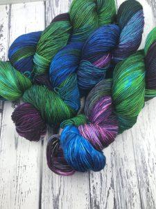 Color: Peacock