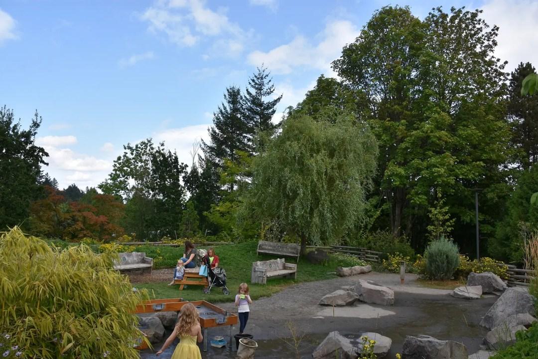 Washington Park in Portland,