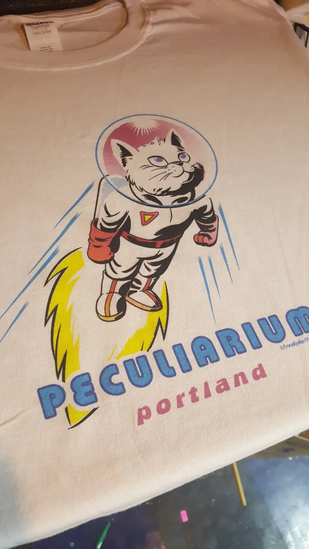 Visit the Freakybutture Peculiarium and Museum