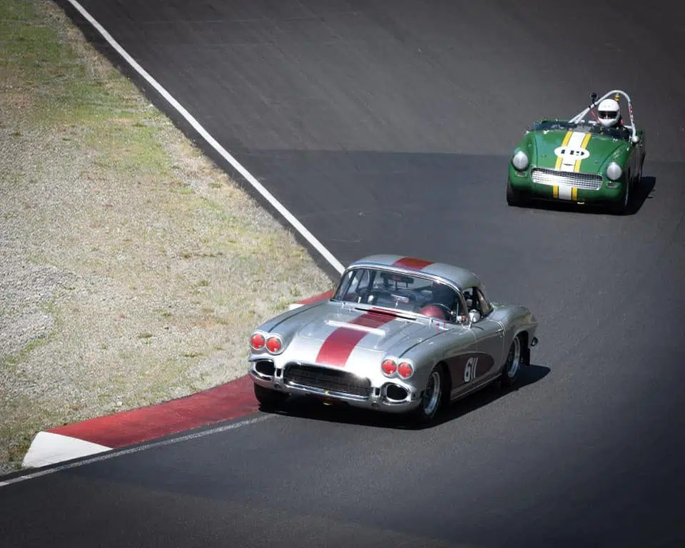 Cooper DuBois Portland Racer