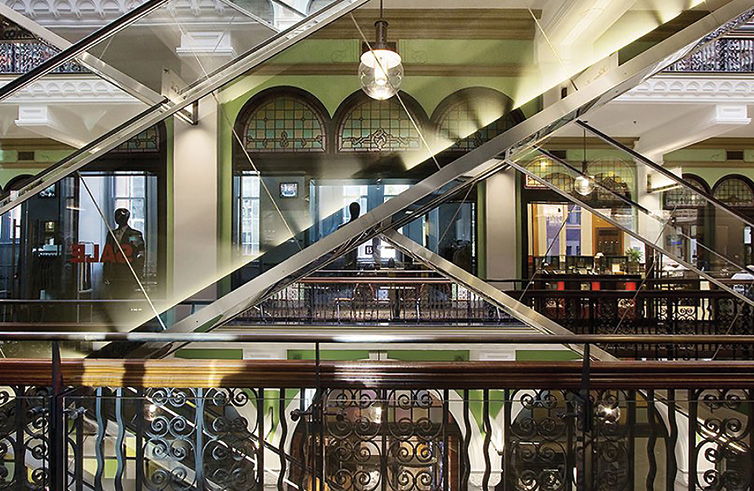 Construction Company Sydney Haeritage Adaptive re-use QVB
