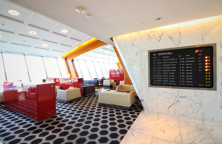 Construction Company Sydney Hospitality fit-out Qantas5