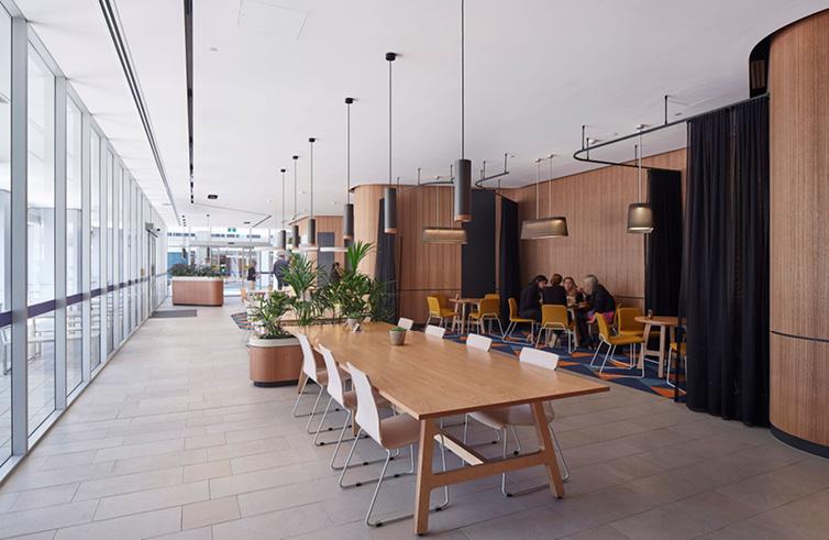 Construction Company Sydney Workplace Office Building Refurbishment fit-out Dexus3