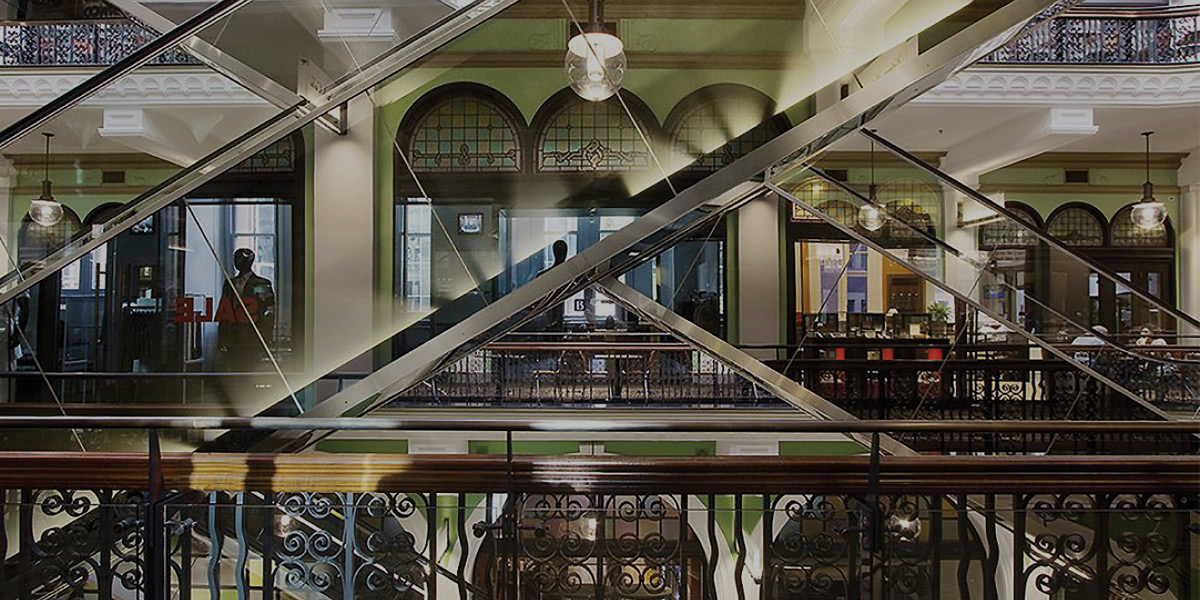 Construction Company Sydney fit-out refurbishment building QVB