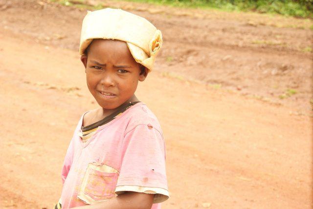 La mirada etíop / La mirada etíope etiopia gambo