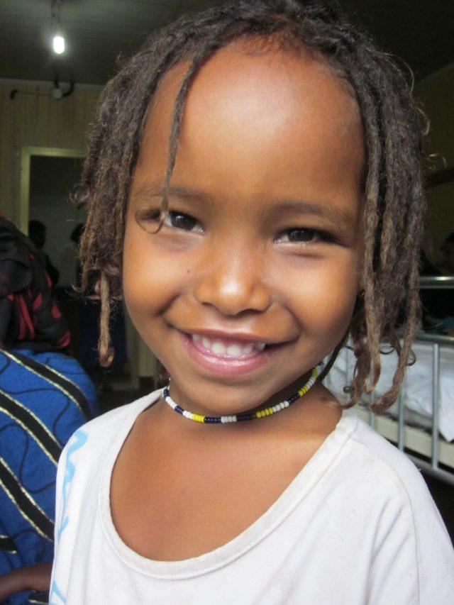 Mirada amiga etiopia gambo